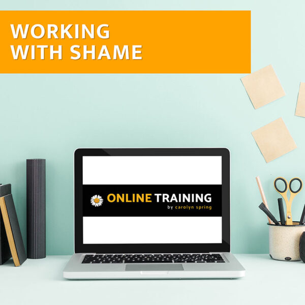 working with shame online trauma training cps