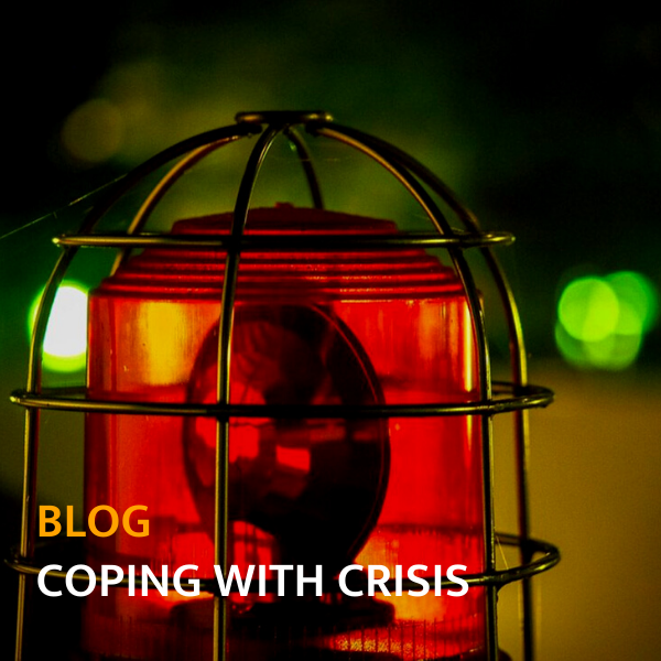 coping with crisis blog