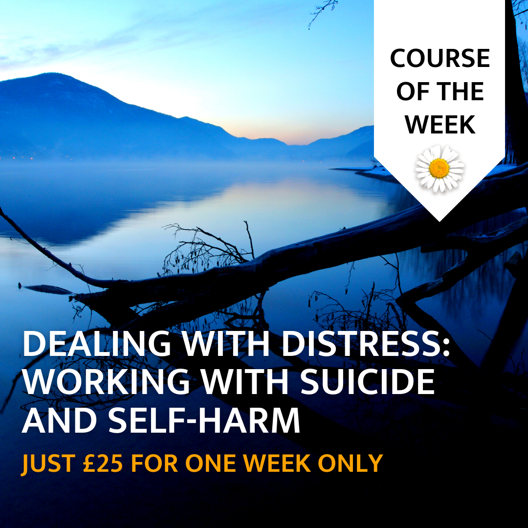 Dealing with Distress Suicide Training